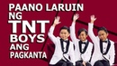 When TNT BOYS hit the floor, How they play on stage?