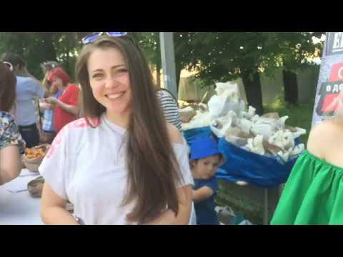 Культурно-исторический Этно-фестиваль «КРАСНОЕ СОЛНЦЕ» 5 часть