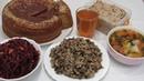 ПОСТНЫЕ БЛЮДА на Каждый день Завтрак Обед Ужин и Выпечка