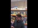 Продавец в магазине под бутиратом или спайсом Жесть