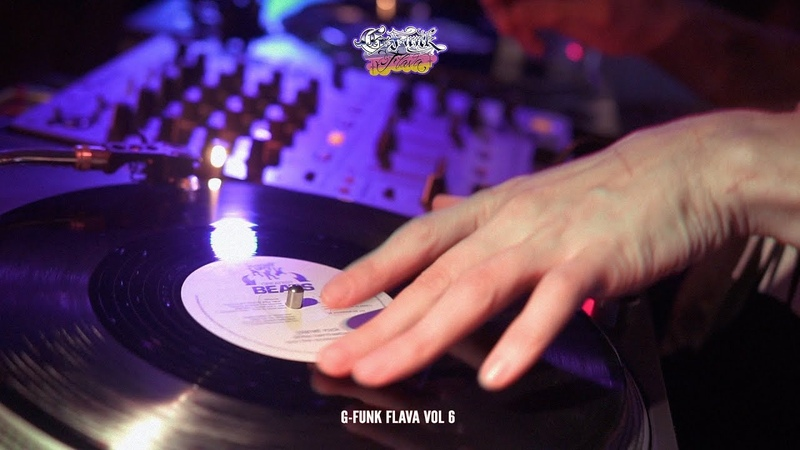 G-Funk Flava Vol 6