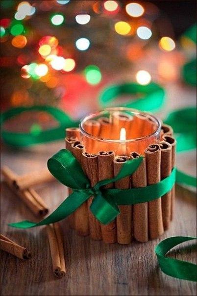 Как сделать картину из свечек