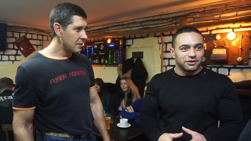 Taras Ivakin and Rustam Babayev about United Professional Arm Wrestling Rating