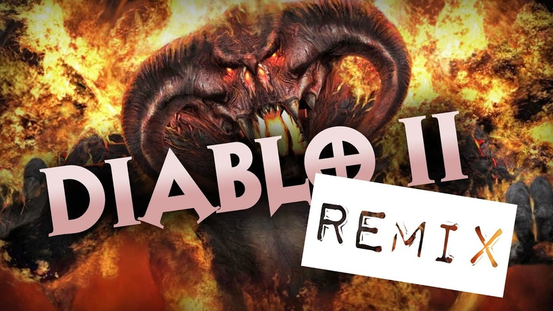 DIABLO II REMIX Beware foul demons Song