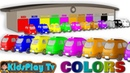 Learn Colors With Cars - 3D Home - Cartoons For Children Toddlers And Kids - Kids Play Tv