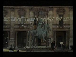 Свеча. Самосожжение ( Tarkovsky / Nostalghia )
