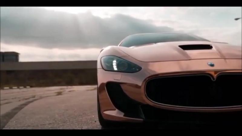 Maserati GranTurismo MC Rose Gold Chrome