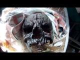 SALMO - Maschera death usb (маска - сделай сам)
