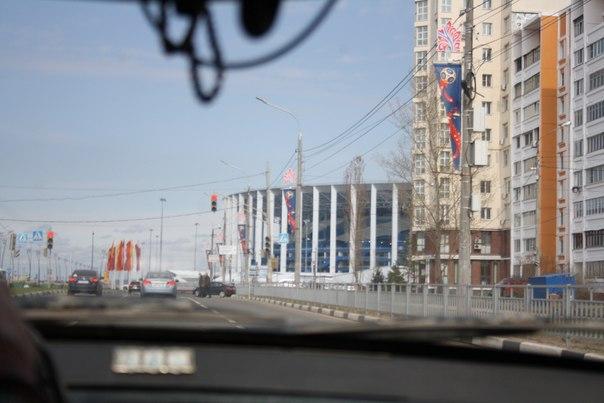 Архитектурный ансамбль  30 апреля 2018