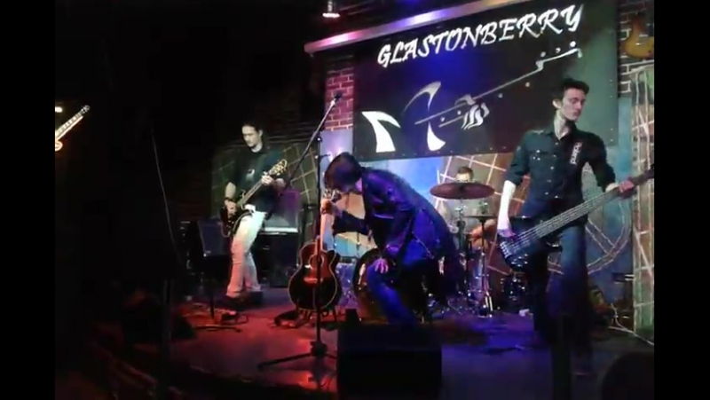 Шаппо - Полулюди (24.10.2015, Glastonberry pub)