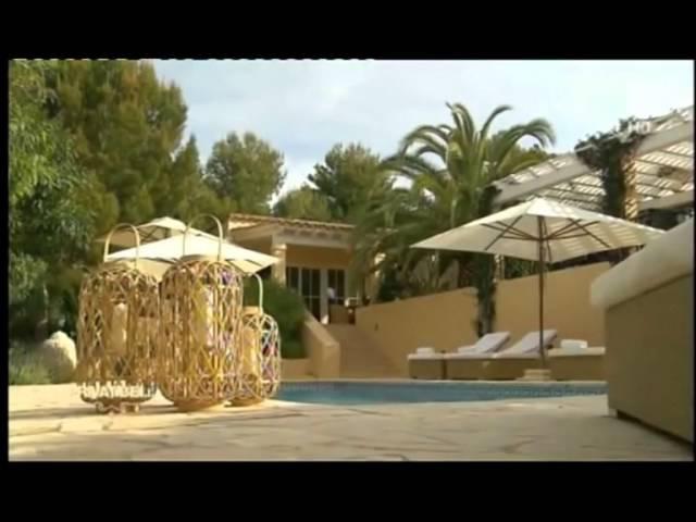 Thomas Anders in seiner Finca auf Ibiza Mit Judith Milberg für glitz TV 2012 перевод В В Айвазова