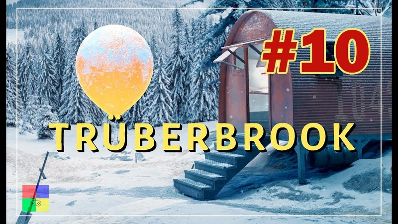 Truberbrook прохождение 10 ♦ МЕТЕОСТАНЦИЯ ♦