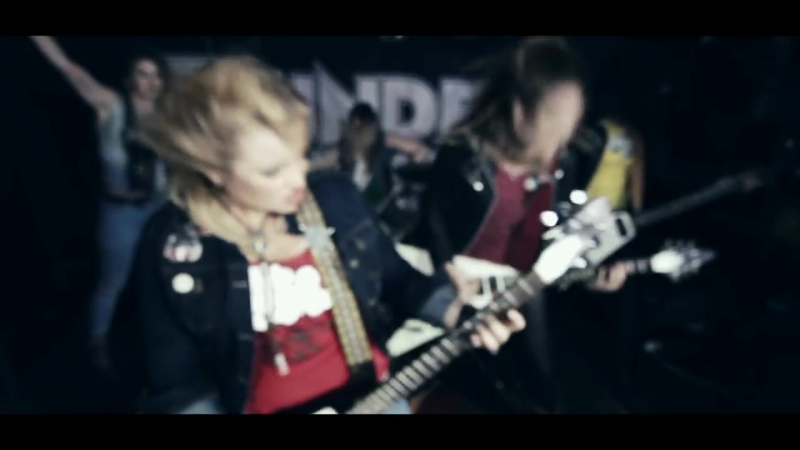 THUNDERMOTHER - It´s Just a Tease (Official Video)