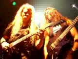 Nevermore Chris Broderick &amp Jeff Loomis Guitar Solo Duel