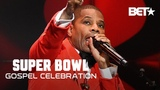 Kirk Franklin Will Have You Dancing in Your Chair with Love Theory Super Bowl Gospel 19
