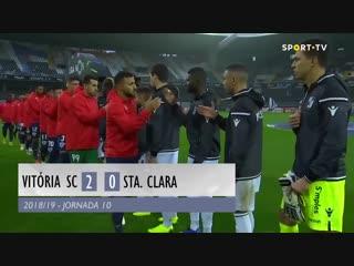 V. Guimarães 2-0 Santa Clara _ SPORT TV