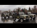 Прямая трансляция парада в Омске