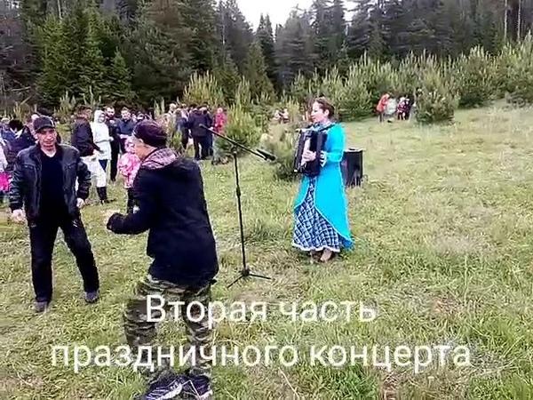 Туймыл Гербер 2018 Выступление Виктории Шоркиной