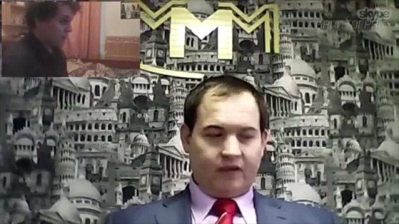 Всадники МММ в ДНР. Андрей Крамар, Денис Пушилин, Алексей Муратов