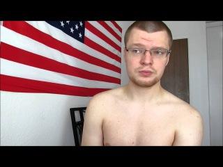 Naked Russian. Голый русский ответит на ваши вопросы 40 - 51
