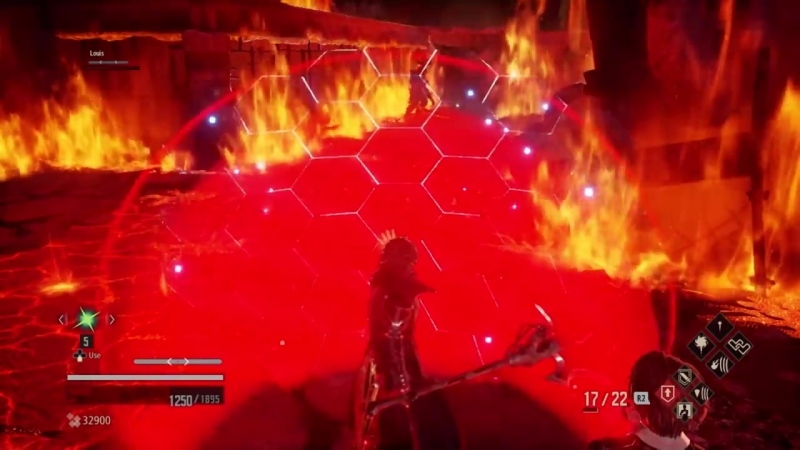 Code Vein Direct-feed Gameplay - Home Base and Dungeons (PS4, Xbox One, PC)