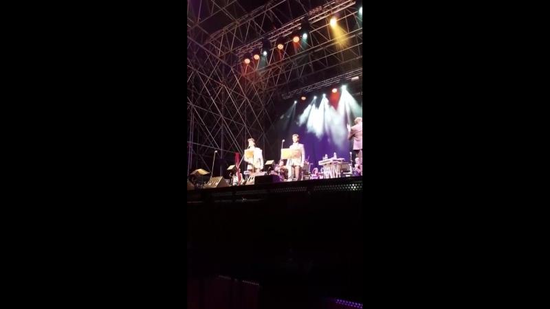 Il Volo - 'O paese d'o sole (Asti 15/07/18)