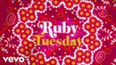 The Rolling Stones - Ruby Tuesday (Official Lyric Video)