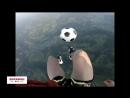 Футбол на высоте 2000 метров