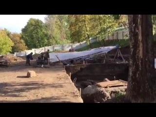 Археологические раскопки в нижегородском кремле - Типичный Нижний Новгород