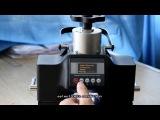 PHR-200 Digital Magnetic Rockwell Hardness Tester - TX Testing Instruments Co., Ltd.
