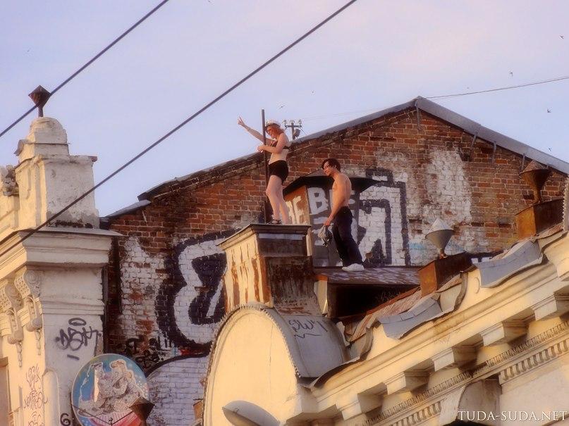 Старый город Самара