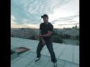 Last day in Budapest. I woke up InMyFeelings I'ma Keep It 💯 I was TERRIFIED up there. That's why my dance moves is all STIF
