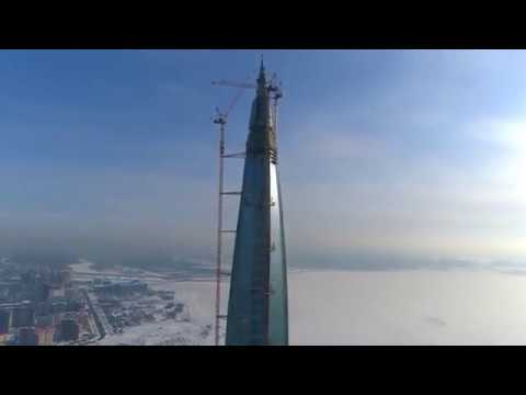 Liebherr - At icy heights