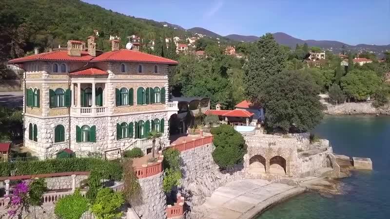 Unique Historic Villa in Opatija Primorje Gorski Croatia
