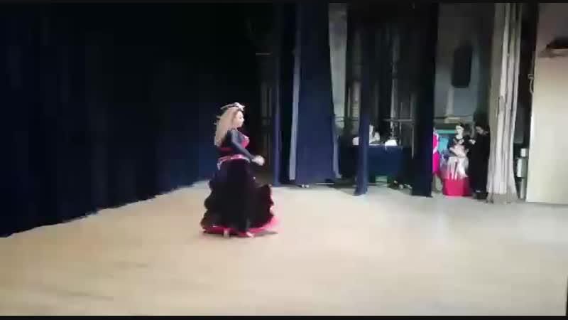 ШВТ ЗЕЙНАБ Oriental Fantasy Show 20.10.2018.Синьоры.Эстрадная песня.Соло.Начинающие.Протасова Ольга.