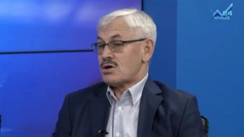 Мастер спорта по вольной борьбе Аслан Текеев