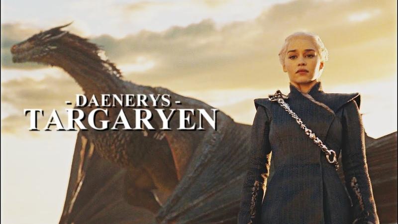 Daenerys Targaryen || Survivor [TTC]