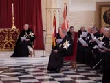 The Installation of the Lord Prior of St John - Dr Neil Raymond Conn AO (born 17 August 1936)