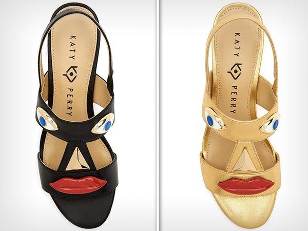 Вокруг дизайнерских туфель Кэти Перри разгорелся расистский скандал Из американских магазинов отозвали туфли, дизайн которых разработала популярная певица Кэти Перри после того, как на