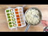 Как приготовить суши дома  - Простые и вкусные суши-кубики рецепт