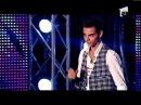 Gabriel Ciobota (Auditii X Factor) - Eros Ramazzotti: Cose