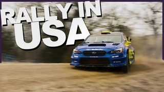 First tests with Subaru Motorsports USA