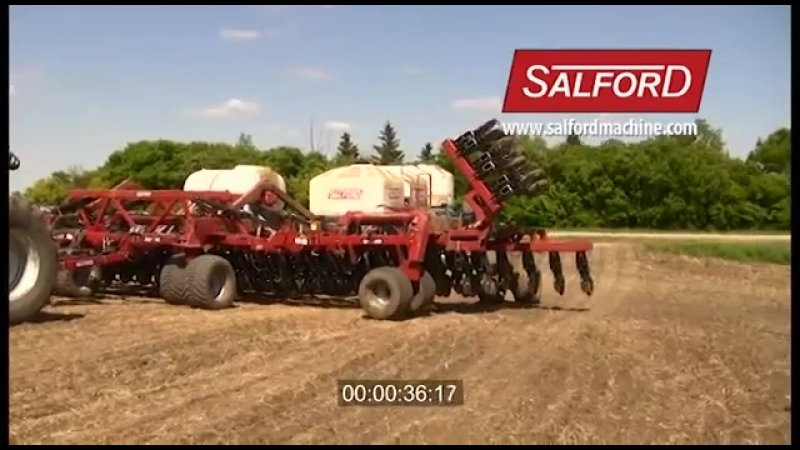 Salford Seeding Equipment