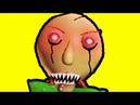 ЧТО БУДЕТ ЕСЛИ БАЛДИ КОШМАРНЫЙ АНИМАТРОНИК FNAF Майнкрафт Виртуальная реальность Baldi Мультик Дети