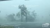 10-10-2018 Panama City, FL - Hurricane Michael Eyewall and Damage