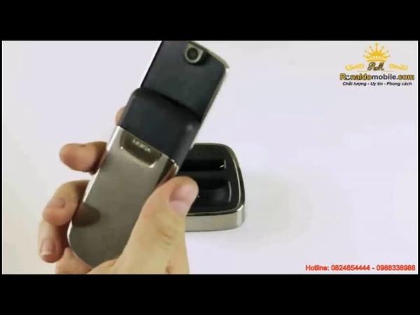 Điện thoại Nokia 8800 Anakin chính hãng giá rẻ nhất tại Ronaldo Mobile