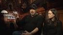 Ellen Page y Steve Blackman presentan 'The Umbrella Academy'