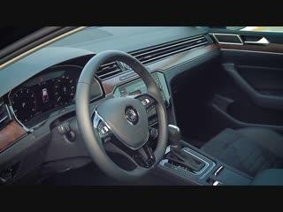 Volkswagen Passat B8   Обзор   Луидор-Авто