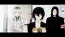 Джузо Судзуя [Tokyo Ghoul:re] - GHOSTEMANE PHARAOH - Blood Oceans (How Many)