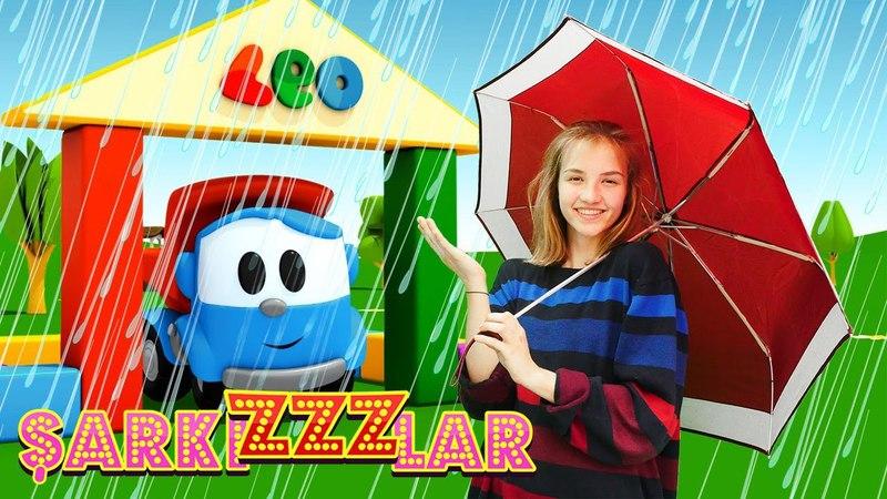 ŞarkıZZZlar. Şıp şıp yağmur yağıyor çocuk şarkısı